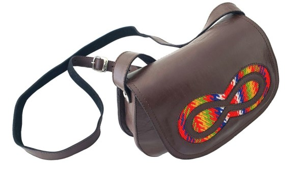 Ste. Madeleine Leather Bag Sac En Cuir 1
