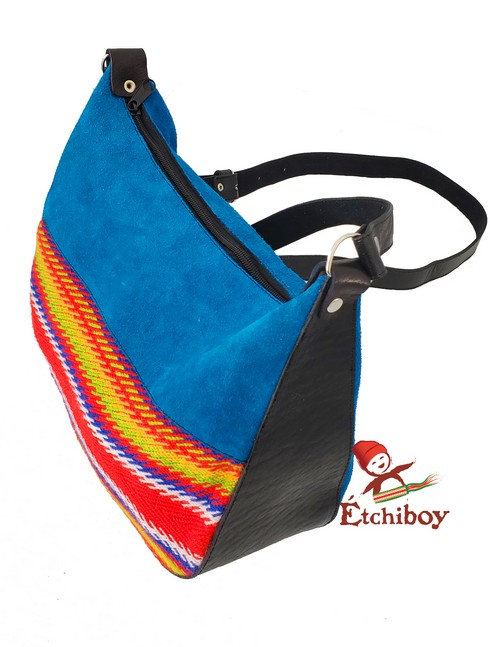 Pine Bluff  Leather Bag Sac En Cuir 1