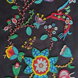 Metis Bead Work