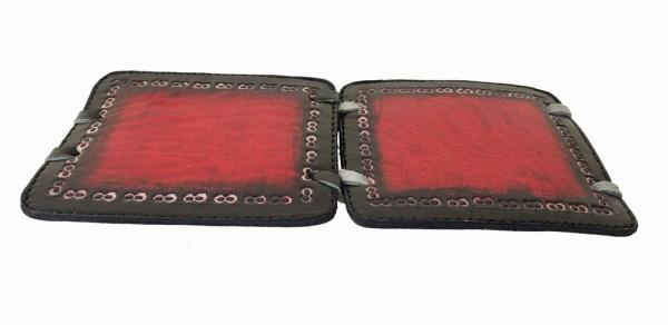 Leather Magic Wallet Portefeuille Magique en Cuir 1