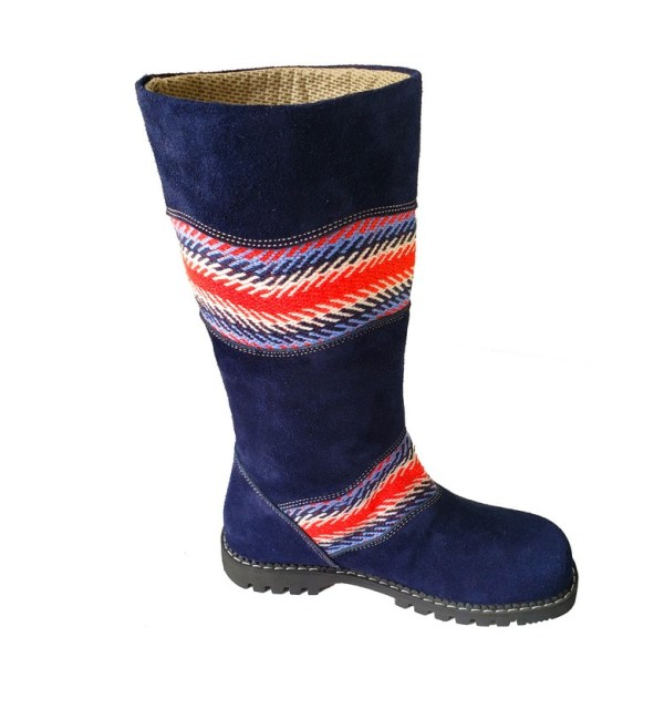 Saint-Lazarre Leather Ankle Boot Botte Cuir 2