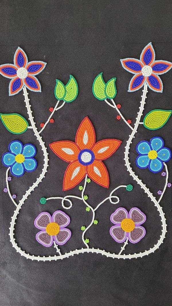 Métis Beadwork Perlage Métis 52/42 Cm - Pattern Modèle K 6
