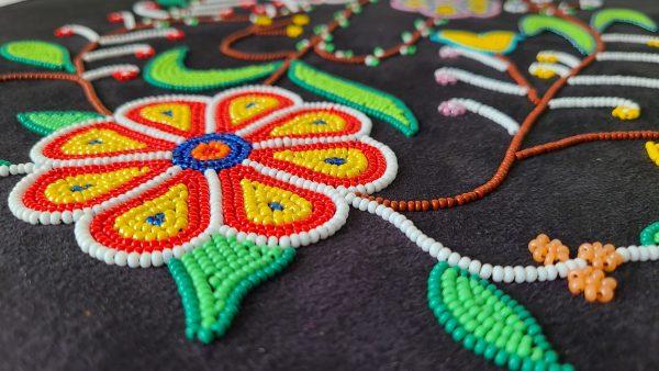 Métis Beadwork Perlage Métis 52/42 Cm - Pattern Modèle N 5