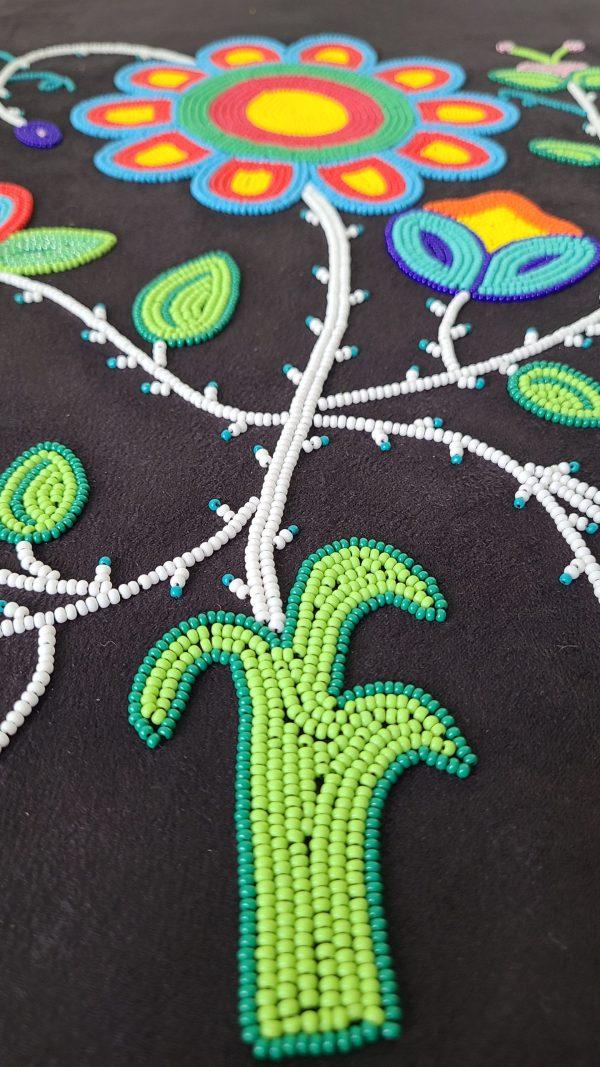 Métis Beadwork Perlage Métis 52/42 Cm - Pattern Modèle W 3