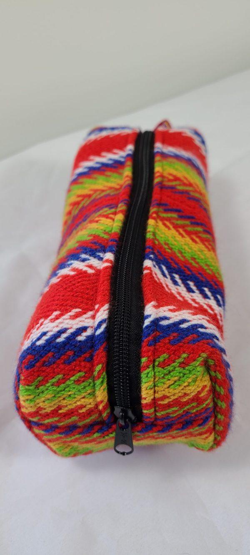One Zipper Pencil Case Toiletry Bag Louis Riel / Coventry Étuis à Crayons Sac de Toilette Une Fermeture 6