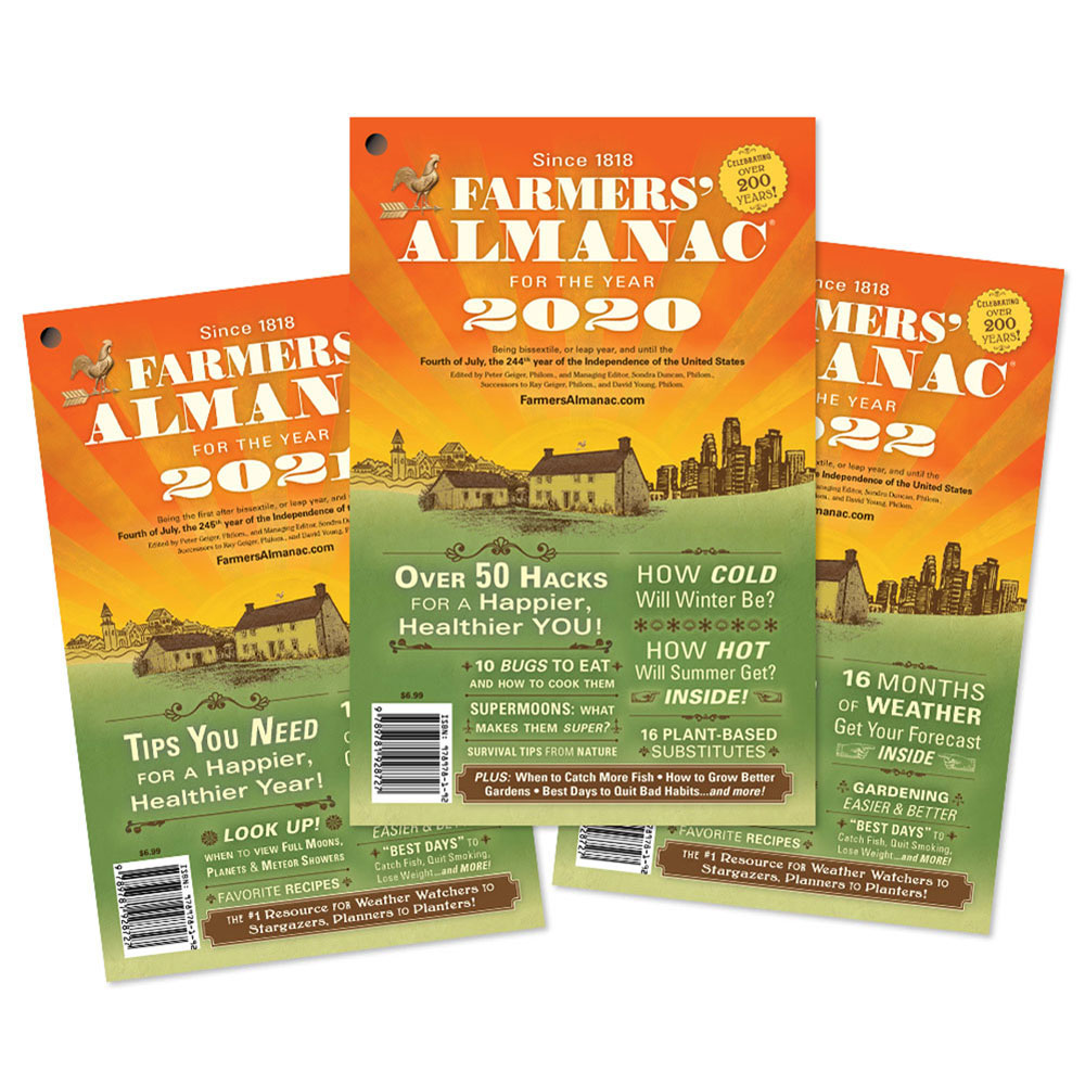 USA Farmers Almanac Subscription Farmers Almanac Store