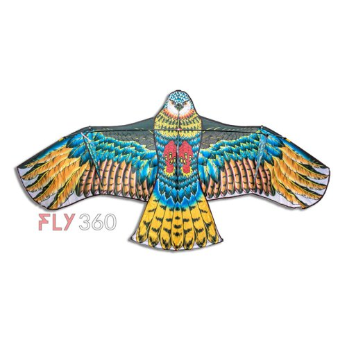 Curved eagle kite - Single line kite - FLY360 kite store