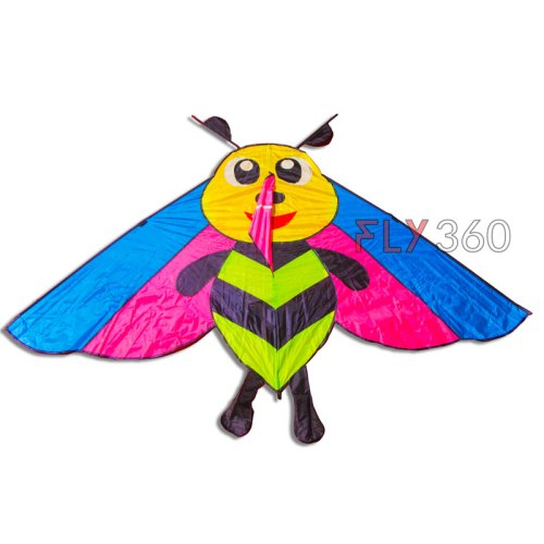 Honey bee kite - Single line kite - FLY360 kite store