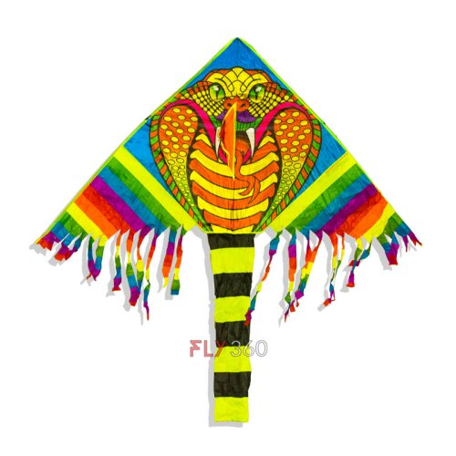 Snake kite - Single line kite - FLY360 kite store