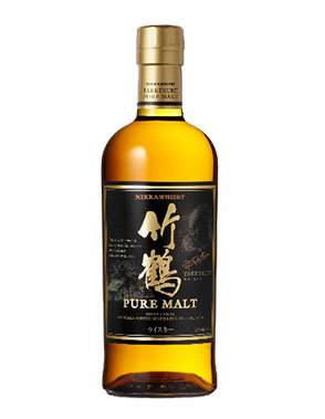 nikka-whisky-taketsuru-pure-malt-bottle