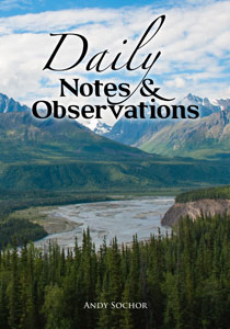Daily Notes & Observations (cover)