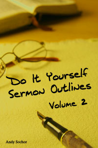Do It Yourself Sermon Outlines: Volume 2 (cover)