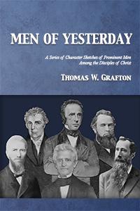 Men of Yesterday (cover)