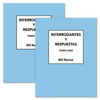 Interrogantes y Respuestas (Uno y Dos)