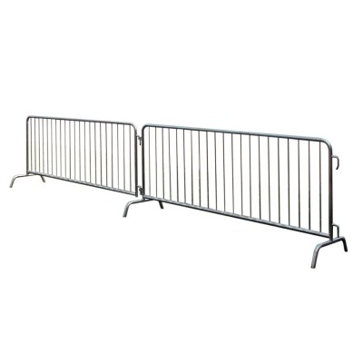 Granite Crowd Control 8 ft Fencing - 10 sections per pack