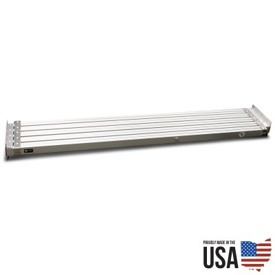 Granite Adjustable Work Plank - 8 ft. to 13 ft.