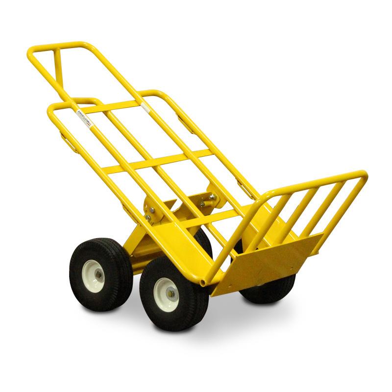 aff3e5f77e90 American Cart Multi Mover Hand Truck with Rear Wheels