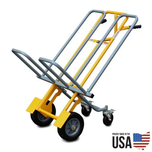 American Cart Dual Chiavari Chair Cart