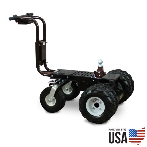 Overland Electric Powered Trailer Dolly Cart
