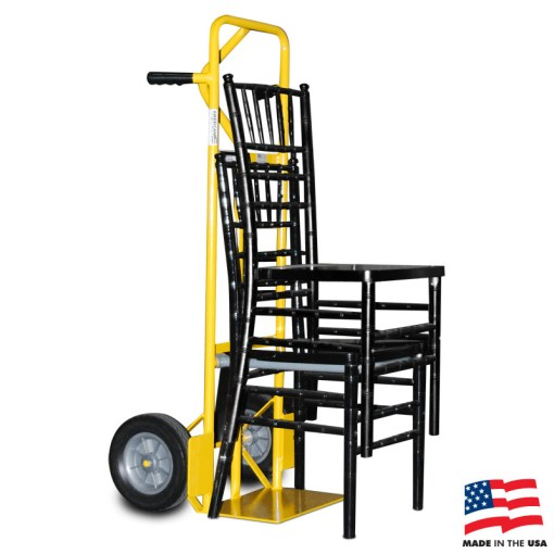 American Cart Chiavari Chair Cart