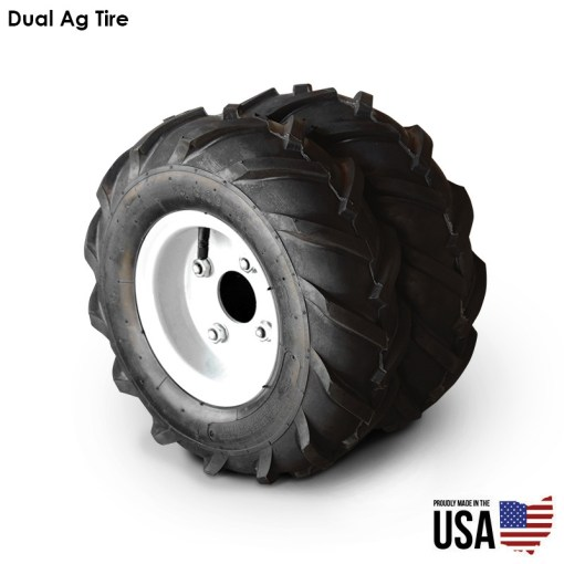 Overland Dual Ag Tire for Powered Carts