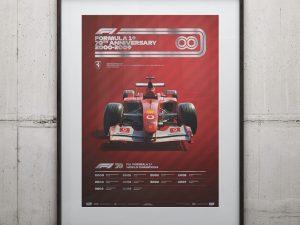 FORMULA 1® DECADES - 2000s Ferrari | Collector's Edition image 2 on GreatBritishMotorShows.com