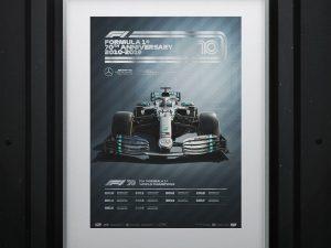 FORMULA 1® DECADES - 2010s Mercedes-AMG Petronas F1 Team | Collector's Edition image 2 on GreatBritishMotorShows.com