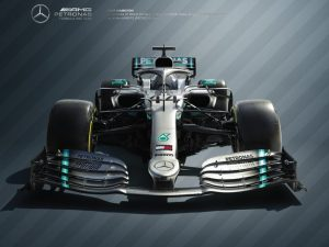 FORMULA 1® DECADES - 2010s Mercedes-AMG Petronas F1 Team | Collector's Edition image 1 on GreatBritishMotorShows.com