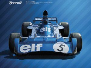 FORMULA 1® DECADES - 70s Tyrrell | Collector's Edition image 1 on GreatBritishMotorShows.com