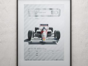 FORMULA 1® DECADES - 80s McLaren | Collector's Edition image 2 on GreatBritishMotorShows.com