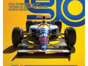 FORMULA 1® DECADES - 90s Williams | Limited Edition image 1 on GreatBritishMotorShows.com