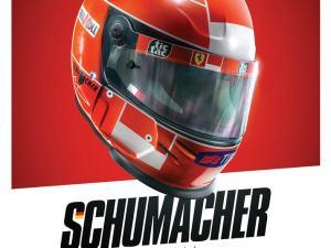 Ferrari F1-2000 - Michael Schumacher - Helmet - Poster image 1 on GreatBritishMotorShows.com