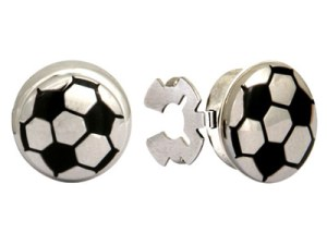Football Button Covers