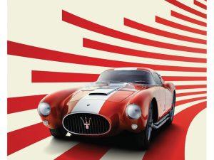 Maserati A6GCS Berlinetta 1954 - Red - Limited Edition | Unique #s - #1 image 2 on GreatBritishMotorShows.com