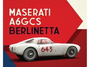 Maserati A6GCS Berlinetta 1954 - White - Limited Edition | Unique #s - #1 image 2 on GreatBritishMotorShows.com