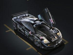 McLaren F1 GTR - 24h Le Mans | Collector's Edition image 1 on GreatBritishMotorShows.com