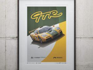 McLaren F1 GTR - Mach One Racing - 1995   Limited Edition image 2 on GreatBritishMotorShows.com