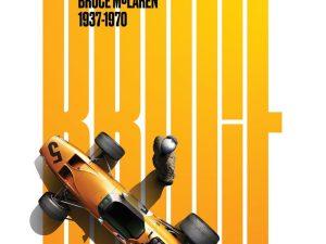 McLaren Papaya - Bruce McLaren special - Spa-Francorchamps Circuit - 1968   Collector's Edition image 1 on GreatBritishMotorShows.com