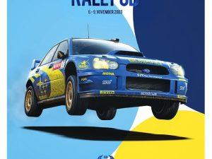 Subaru Impreza WRC 2003 - Petter Solberg Collector's Corner Bundle | 2-for-1 | Unique #s - #1 image 2 on GreatBritishMotorShows.com
