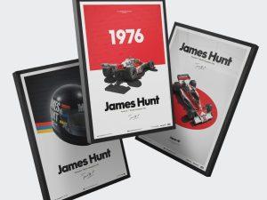 McLaren M23 - James Hunt Birthday Special - Japanese Grand Prix 1976 | 3-for-2 - Bundle (3 for 2) image 1 on GreatBritishMotorShows.com