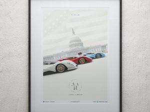 De Tomaso - Mission AAR - American Automotive Renaissance | Collector's Edition image 2 on GreatBritishMotorShows.com