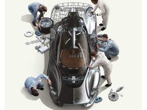 De Tomaso - Mission AAR - Craftsmanship and Collaboration | Limited Edition image 1 on GreatBritishMotorShows.com