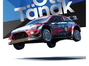 Hyundai Motorsport - Rally Estonia 2020 - Ott Tänak | Collector's Edition image 1 on GreatBritishMotorShows.com