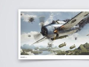 Battle of Philippine Sea - Artwork