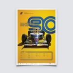 FORMULA 1® DECADES - 90s Williams | Limited Edition