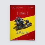 Mercedes-AMG Petronas F1 Team - Spain 2020 - Lewis Hamilton | Collector's Edition