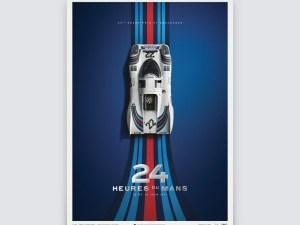 Porsche 917 - Martini - 24h Le Mans - 1971   Collector's Edition