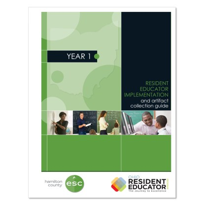 Resident Educator Guide Year 1 Cover