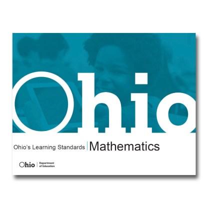 Cover - Math Standards Ohio