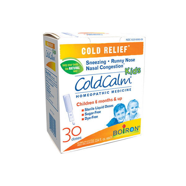 Children's Coldcalm Pellets